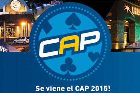 El CAP presentó el calendario oficial para el 2015; Cronograma de la primera fecha