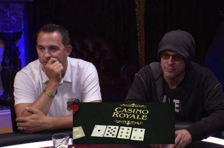 Poker Night Movies - Casino Royale