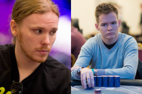 Tom Hall and Alex Goulder Climb Up The UK Global Poker Index