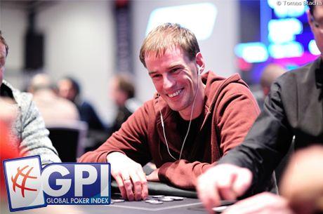 Global Poker Index (maart 2015): Tobias Peters neemt leiding in 2015 POY klassement over van...