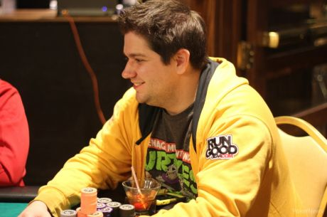 2015 RunGood Poker Series Horseshoe Council Bluffs Day 1a: Tepen Steamrolls to Lead