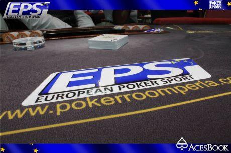 Petruzzelli Federico Chip Leader Dana 1a EPS Main Eventa u Novoj Gorici