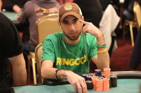 2015 RunGood Poker Series Horseshoe Council Bluffs Day 1b/c: Hebda & Jimenez Bag Big