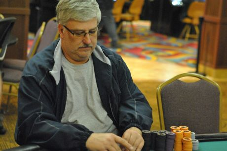 Hollywood Poker Open Tunica Regional Main Event Day 1: McArthur Leads On Bubble