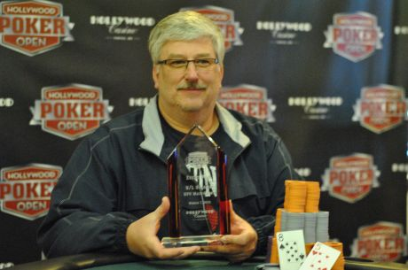 Donald McArthur Wins Hollywood Poker Open Tunica Regional Main Event