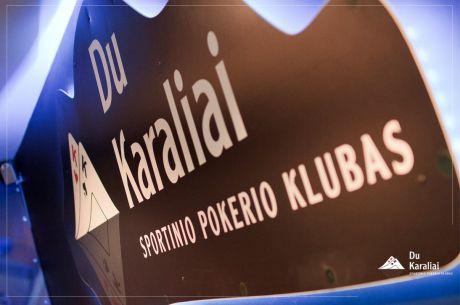 """Klubo """"Du Karaliai"""" gimtadienio turnyre bus kovojama dėl kelialapio į IPO varžybas..."""