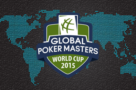 Podes Apostar no Global Masters Poker World Cup na Bet365