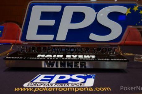 Gianfranco Iaculli Predvodi Polje EPS Main Eventa u Novoj Gorici za €45,000