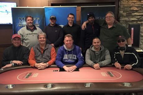 Carter Wins MSPT Golden Gates $100K GTD Prelim; $200K GTD Main Event Starts Thursday