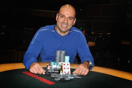 Zal Irani Defeats 2,296 Entrants to Win Chicago Poker Classic Opening Event for $100K