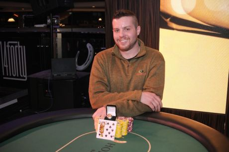 Chris Csik Nearly Doubles Lifetime Earnings w/ WSOP Circuit Baltimore Win for $206,020