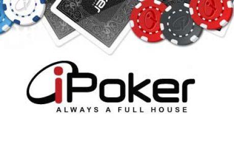 iPoker pristato naujuosius Jackpot Sit n Go: parodyk įgūdžius ir laimėk iki 110,000 eurų