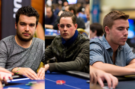 Trio Of Brits Through To Final 36 of WPT Bay 101 Shooting Star
