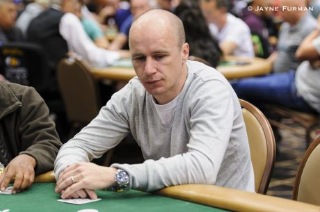 Jude Ainsworth Back On Top in the Irish Online Poker Rankings