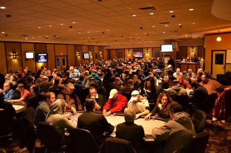 Field Tops 1,000 Players in Event #5 of 2015 Western New York Poker Challenge