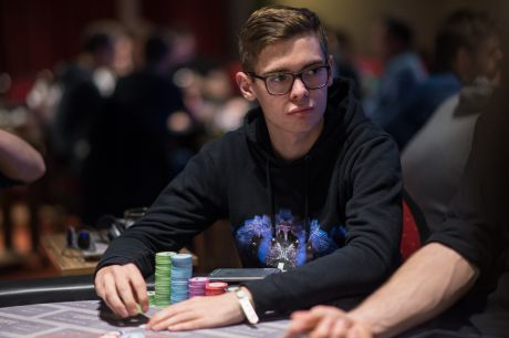 2015 WPT Vienna Main Event Day 1a: Fedor Holz Dominates the Competition