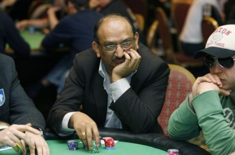 Ali Mallu Pips Nigel Ventre to the 2015 GUKPT Manchester Chip Lead