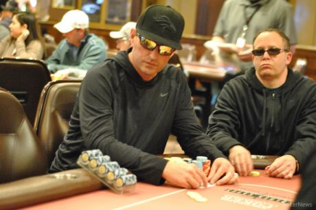 2015 MSPT Golden Gates Casino Day 1a: Matt Bingel Leads Advancing 22 Players
