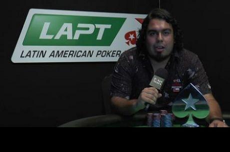 """""""Chile es un buen país para jugar poker"""""""