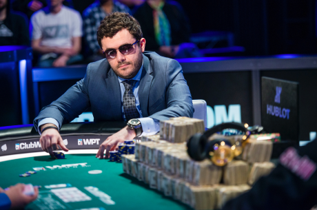 Anthony Zinno's Heater Continues with Bay 101 $25,000 High Roller Victory