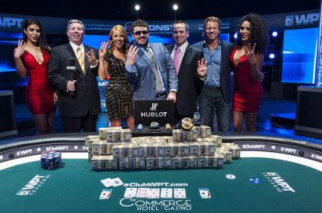 Five Thoughts: Zinno's Third WPT Title, The American Poker Awards, a $500K, and More