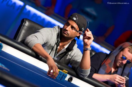 Global Poker Index: Shyam Srinivasan Joins the #EhTeam, Negreanu Tops Team Canada