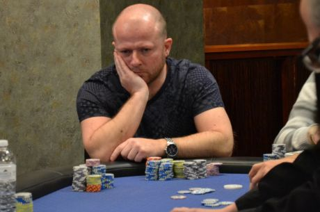 2015 WNY Poker Challenge Main Event Day 1a: Baird Uses Royal Flush to Bag Huge Lead