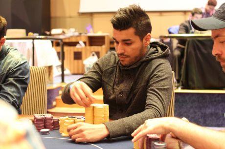 Manuel Saavedra lidera el Main Event del Estrellas Poker Tour Madrid