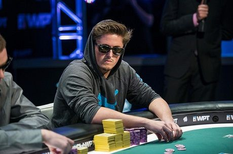 Taylor Paur is Newest Shooting Star and WPT Champion