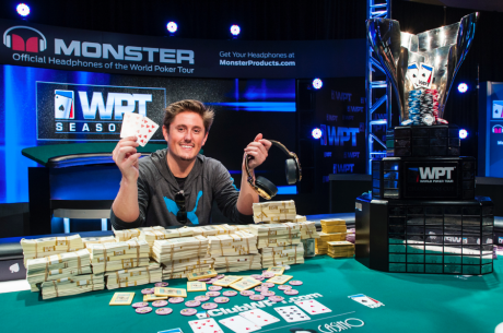 Taylor Paur supera a 700 registros y gana el WPT Bay 101 Shooting Star por $1,214,200