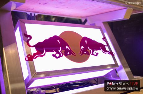 PokerStars Names Red Bull Official Energy Drink of PokerStars LIVE Macau