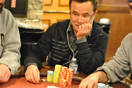 2015 MSPT Golden Gates Casino Day 1c: Danny Dang Tops; Kevin Boudreau Fifth
