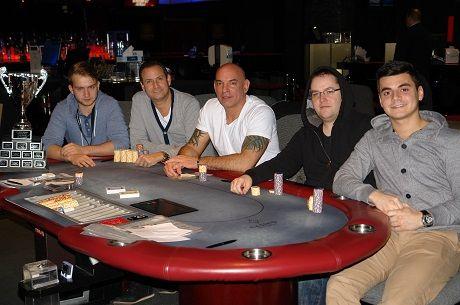 Eric Afriat Wins Largest Série Royale de Poker