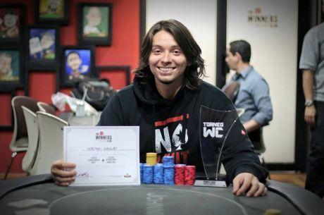 ¡Adrian Fallas campeón del Torneo WC!
