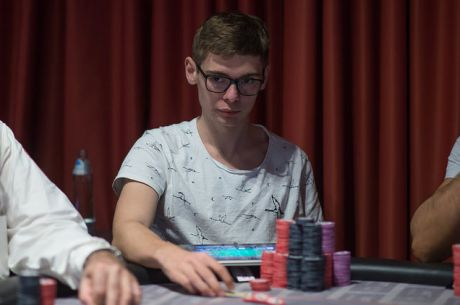 2015 WPT Vienna Main Event Day 3: Fedor Holz Back in the Lead with 17 Left