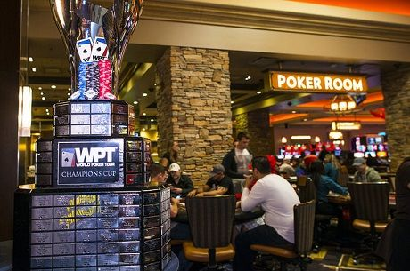 2015 WPT Rolling Thunder Day 1b: Ari Engel Leads Day 2 Field