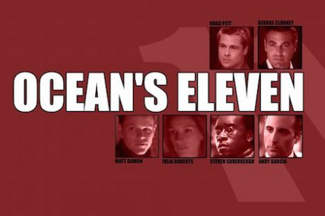 Poker Night Movies - Oceans 11