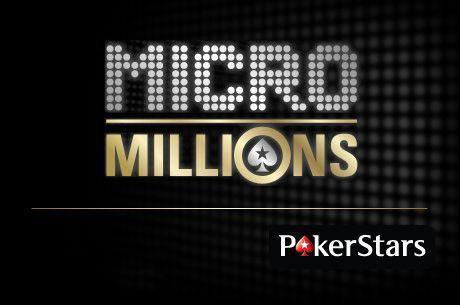 Micromillions X toimub 19.-29. märtsini
