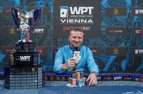 Konstantinos Nanos gana el Main Event del World Poker Tour Viena