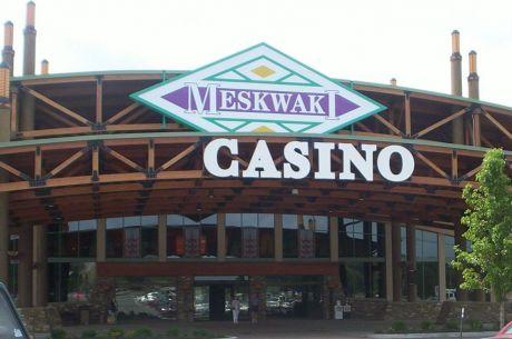 MSPT Meskwaki in Tama, Iowa Kicks Off Friday; Players 18+ Welcome to $300K Guaranteed