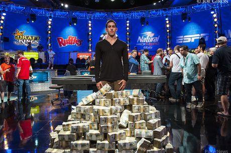 Neeilinė galimybė: Danielis Colmanas ir Olivieris Busquetas siūlo pokerio mokymus