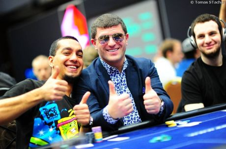 Helicopters and High Stakes: King's Casino Owner Leon Tsoukernik's Poker Adventure