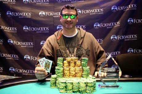 Glory for John Quirk in 1,900-Entry Opening Event of 2015 Foxwoods Poker Classic