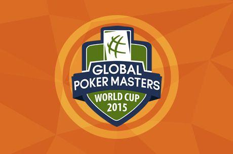 Equipas Global Poker Masters 2015: Rússia & Reino Unido