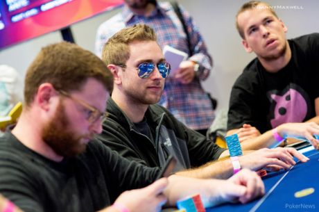 2015 EPT Malta €25,500 High Roller Day 2: Connor Drinan Leads the Final Table