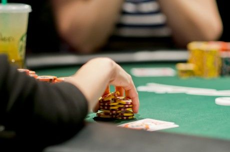 Casino Poker for Beginners: All About Chips, Part 2 -- Betting and Raising