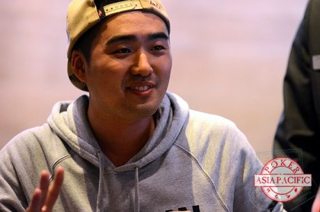 2015 PokerStars.net ANZPT Sydney Day 2: Min Jae Park Leads Final 54 Players