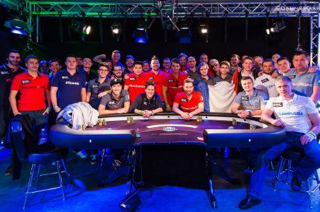 Itália Lidera Dia 1 do Global Poker Masters; Ingleses Eliminados