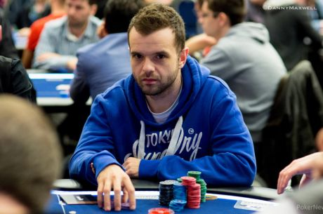 2015 PokerStars.com EPT Malta Main Event Day 1a: Greece's Evangelos Tsairis Leads