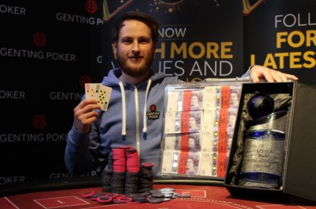 David L'Honore Wins 2015 GPS Southend Main Event After a Four-Way Chop